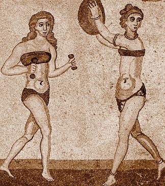 mosaico-fanciulle-villa-casale-piazza-armerina 2-03-665x709