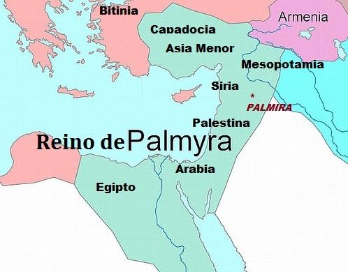 Otro mapa Palmira